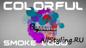 Coloful Smoke Logo - After Effects Template