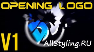 Opening Logo v1 - After Effects Template
