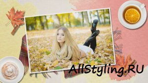 Проект ProShow Producer - Autumn Styling