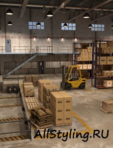 i13 Warehouse and Office