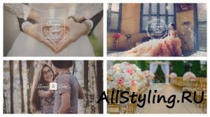 Проект ProShow Producer - Wedding Title Pack 3