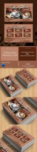Graphicriver - Coffee Shop Rewards Card 9270673