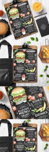 CM - Burger Menu Template 3018873