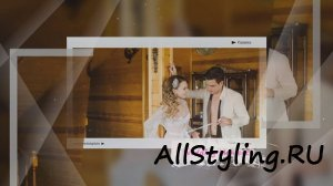 Проект ProShow Producer - Wedding moments