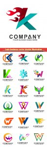 Logo business vector design illustration # 36